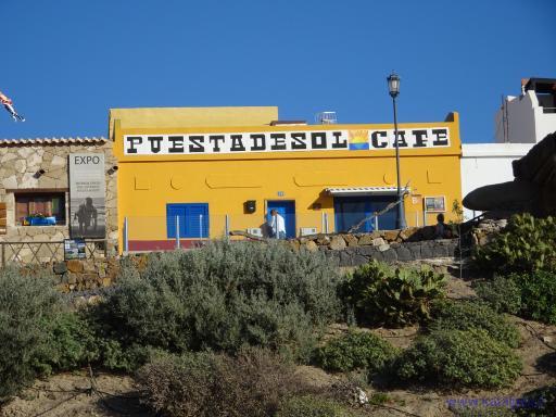 Puestadesol Cafe - Ajuy Fuerteventura