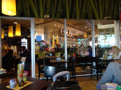 Thai restaurant - München Flughafen